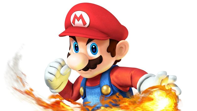 franchise game paling laris Mario Bros
