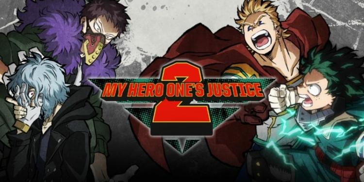 My Hero Ones Justice 2