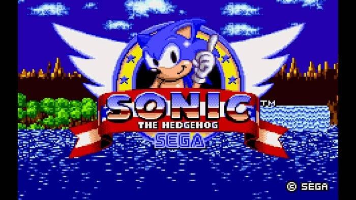 franchise game paling laris Sonic The Hedgedog