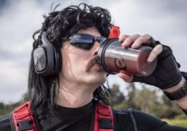 Streamer Twitch, Dr. Disrespect Bakal Diaptasikan Melalui Serial TV
