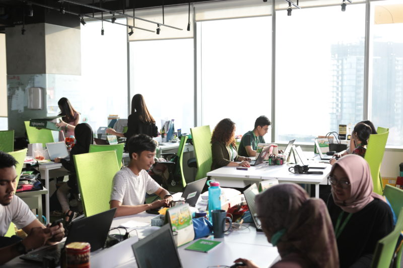 Tokopedia Office #4