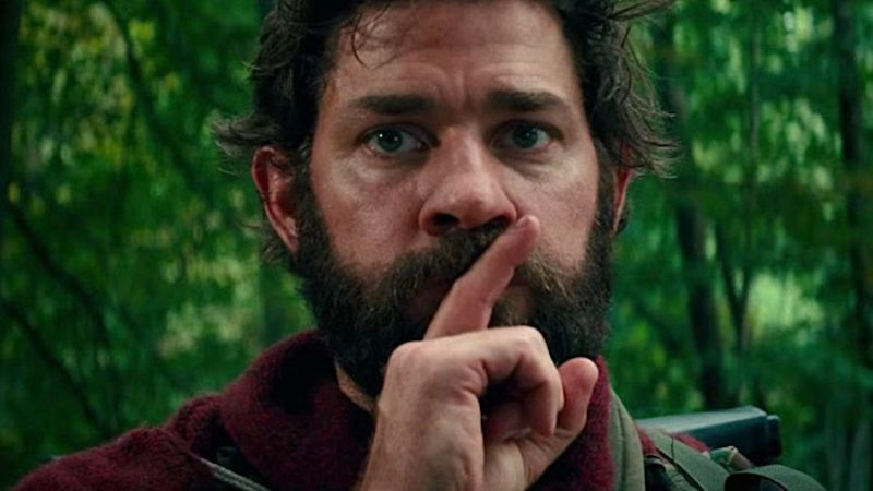 A Quiet Place 2 Teaser Trailer Di Black Christmas