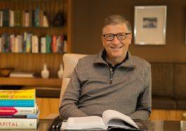 Buku Paling Disukai Bill Gates