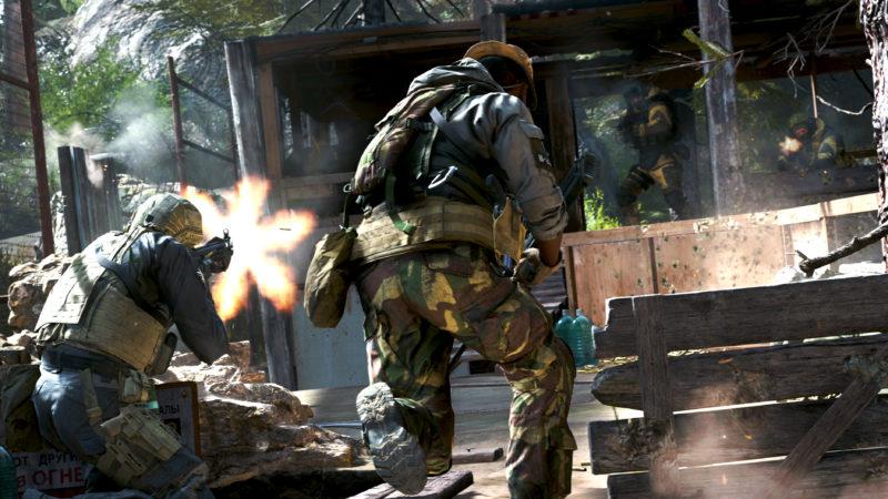 Call Of Duty Modern Warfare Tambah Mode Drop Zone