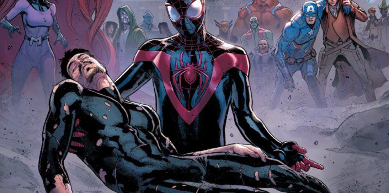 Captain Marvel Bunuh Ironman