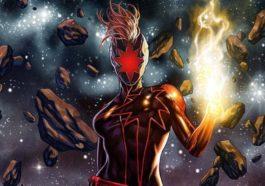 Captain Marvel Last Avengers