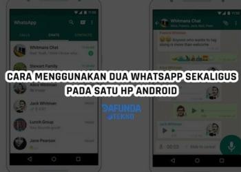 Cara Menggunakan Clone Whatsapp