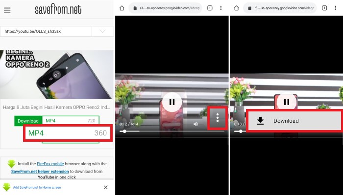 Cara Share Video Youtube Ke Instagram