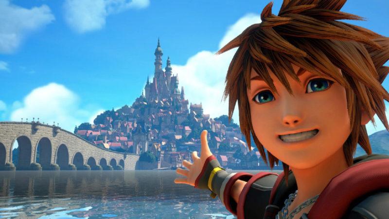 Dlc Kingdom Hearts 3