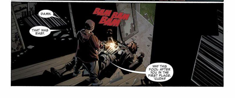 Eminem Bunuh Punisher