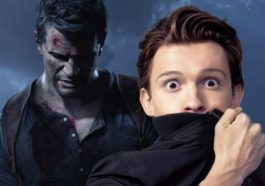 Film Uncharted Tom Holland