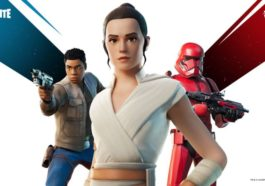 Fortnite Tambah 3 Karakter Star Wars Kedalam Game