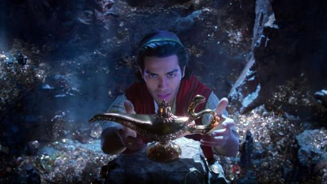 Game Aladdin Disney