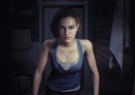 Jill Resident Evil 3 Remake