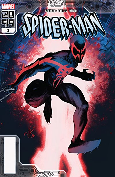 Marvel Spider Man 2099
