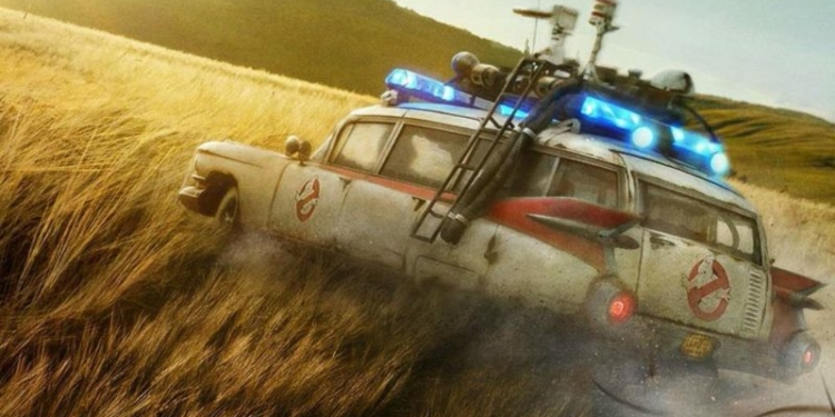Poster Sinopsis Ghostbusters Afterlife