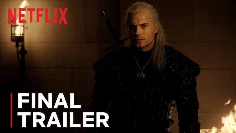 The Witcher Trailer