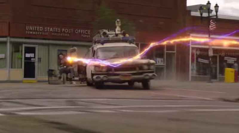 Trailer Ghostbusters Afterlife