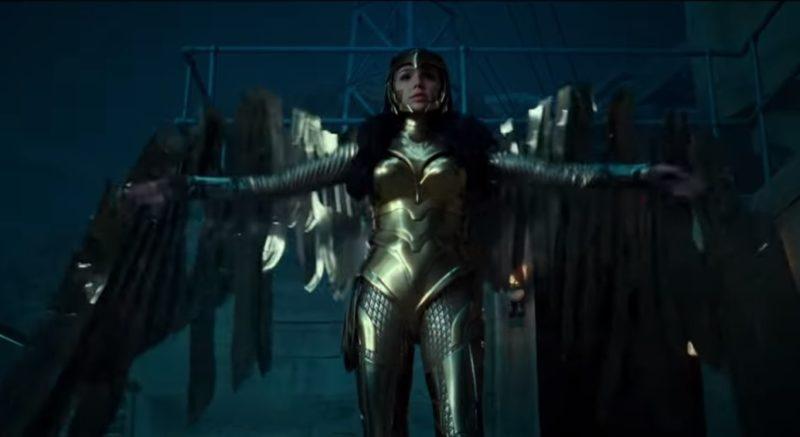 Trailer Wonder Woman 1984 Kostum Baru