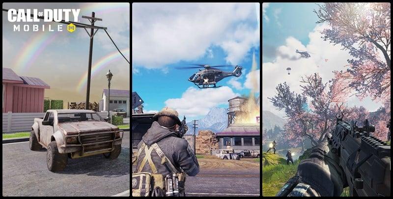 10 Rekomendasi Lokasi Looting Terbaik Di Call Of Duty Mobile