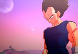 Dragon Ball Z Kakarot Cara Mengalahkan Vegeta