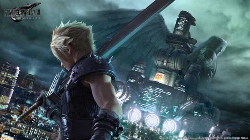 Final Fantasy 7 Remake Ungkap Ukuran Size