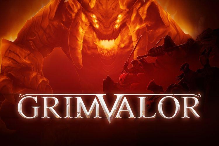 Game Offline Android Terbaik Grimvalor