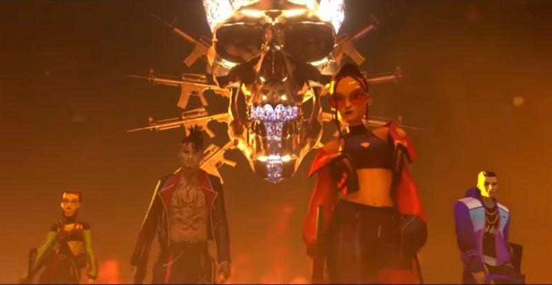 Garena Perkenalkan Squad T.R.A.P Untuk Free Fire