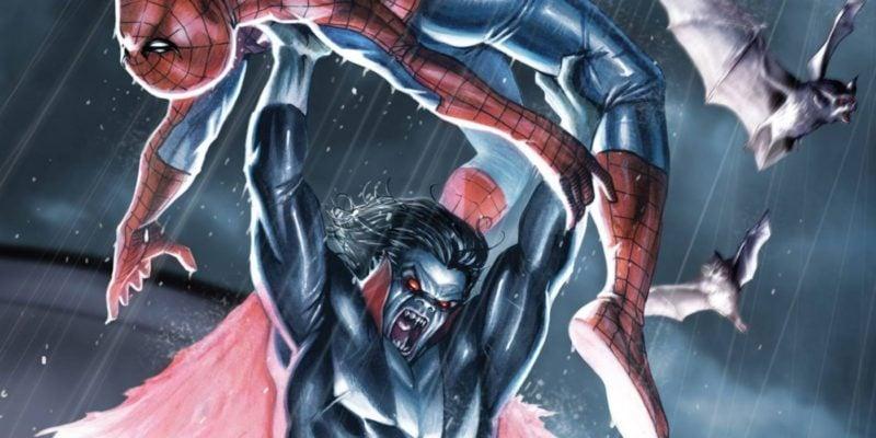 Morbius Spider Man