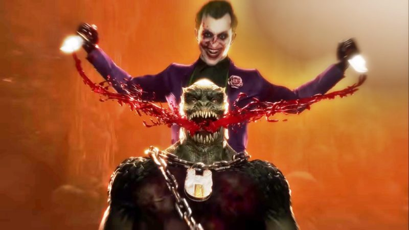 NetherRealm Pamerkan Kekuatan The Joker Di Mortal Kombat 11
