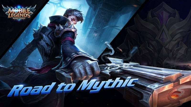 Road To Mythic Death Chanter Granger Mobile Legends Bang Bang