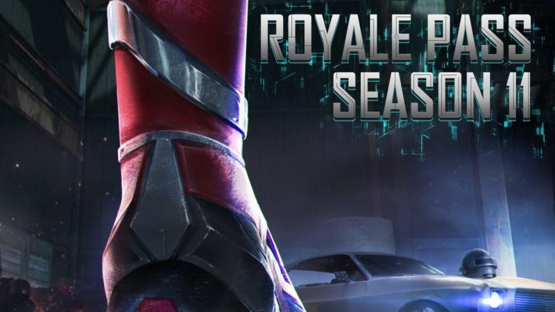 Royale Pass Season 11 PUBG Mobile
