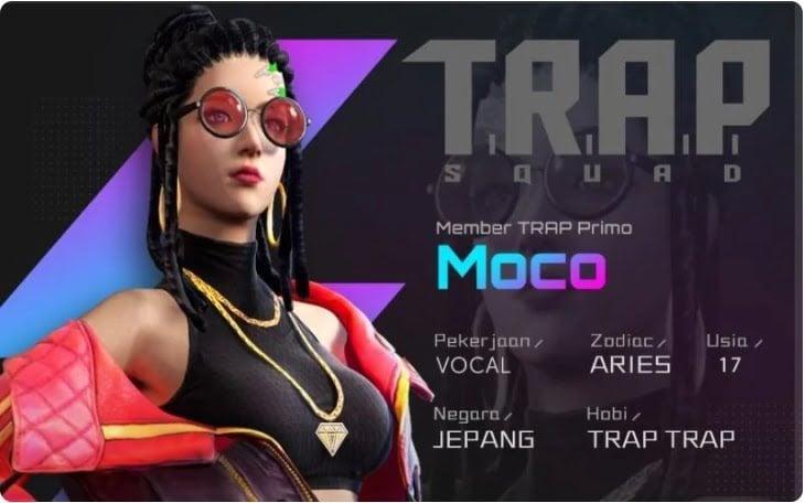 Squad Trap Free Fire Moco