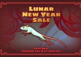 Steam Lunar New Year Sale 2020