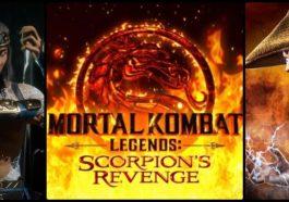 Warner Bros Animation Siap Luncurkan Film Animasi Mortal Kombat Tahun Ini.