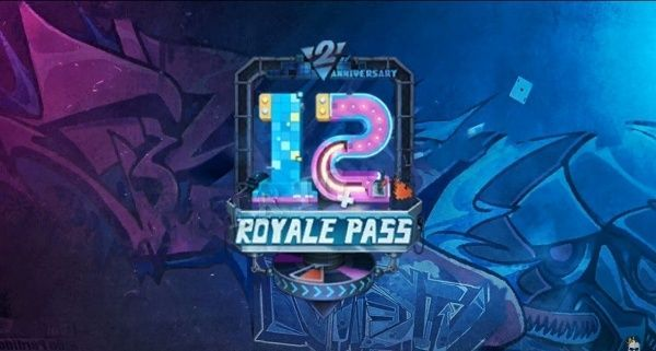 Season 12 Royale Pass Pubg