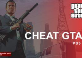 Cheat Gta 5 Terbaru & Terlengkap PS3 & PS4