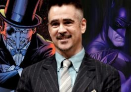 Colin Farrel The Batman