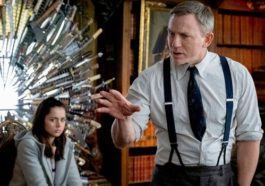 Daniel Craig Benoit Blanc Knives Out