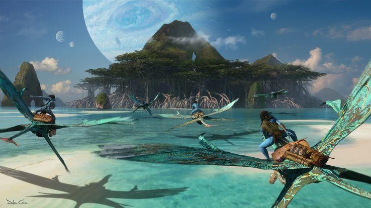 Dunia Pandora 4 Avatar 2