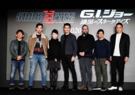 Gi Joe Snake Eyes Cast Photo 3