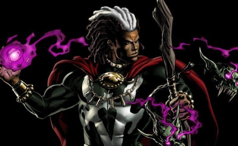 Jericho Drumm Brother Voodo Doctor Strange 2