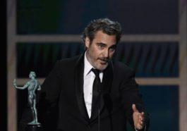 Joaquin Phoenix Sag Awards