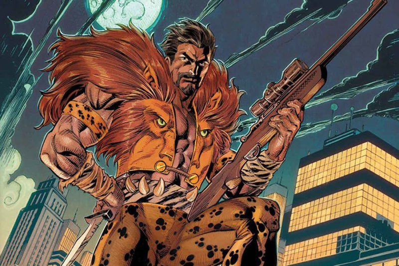 Kraven The Hunter Villain Spider Man 3