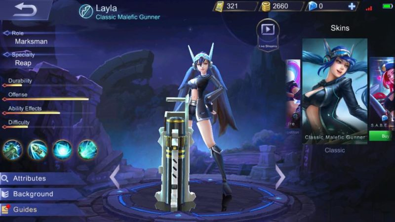 Layla Min