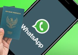 Membuat Password Melalui Whatsapp