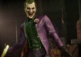 Mortal Kombat 11 Joker