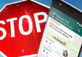Pbb Hentikan Pengguna Whatsapp