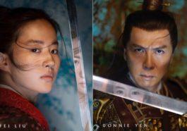 Poster Karakter Mulan