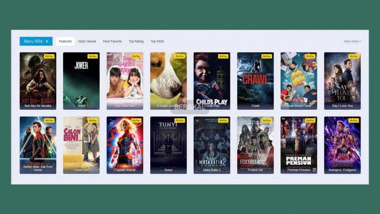 Rekomendasi Situs Download Film Terbaru 2020